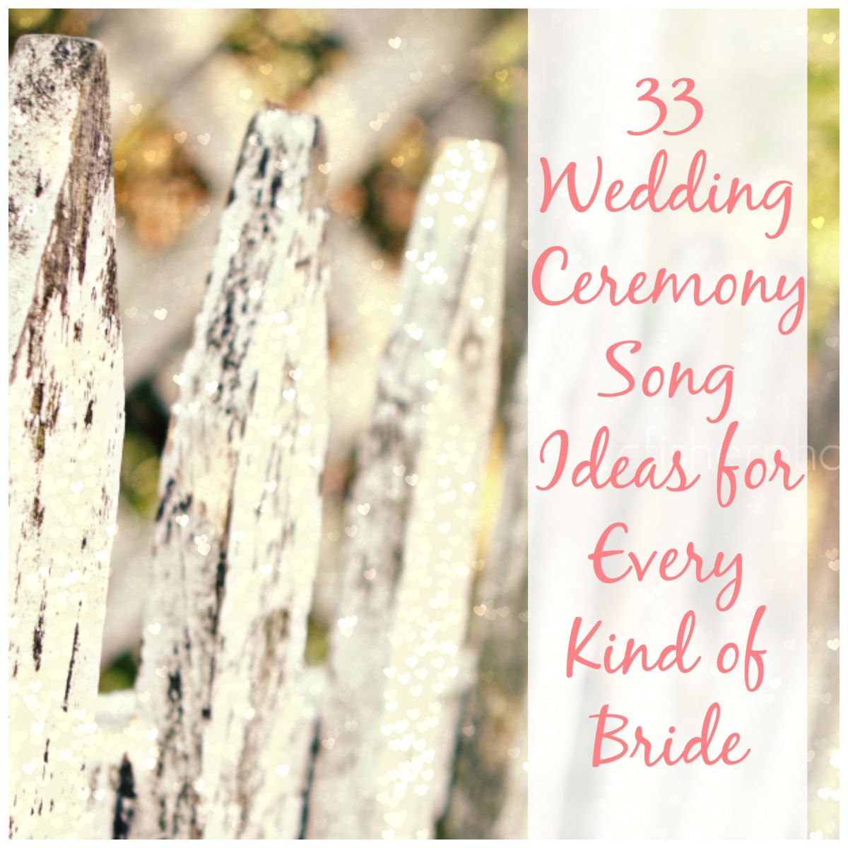 ceremony songs Seriously Stand Out: 27 Unique Wedding Ceremony Ideas